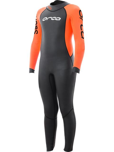 ORCA Open Squad Fullsleeve Wetsuit Juniors black